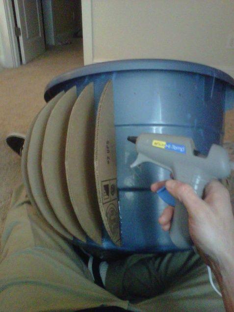 How to make a Large Cauldron.