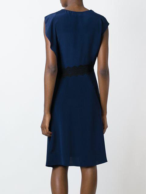 3.1 Phillip Lim платье миди с рюшами