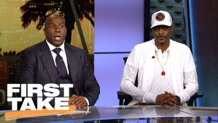 Stephen A. Smith, Snoop Dogg and Magic Johnson discuss Colin Kaepernick ...