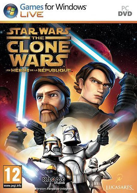 Star Wars The Clone Wars - NEUF - Jeu PC