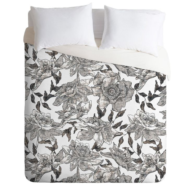 Holli Zollinger Summertime Natural Duvet Cover Part 60