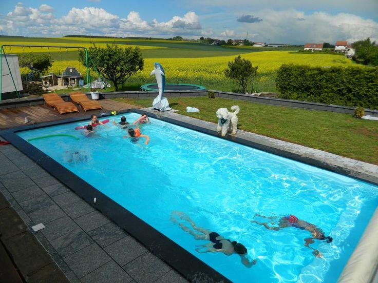 les 11 meilleures images du tableau piscine riviera sur pinterest la famille la piscine et. Black Bedroom Furniture Sets. Home Design Ideas