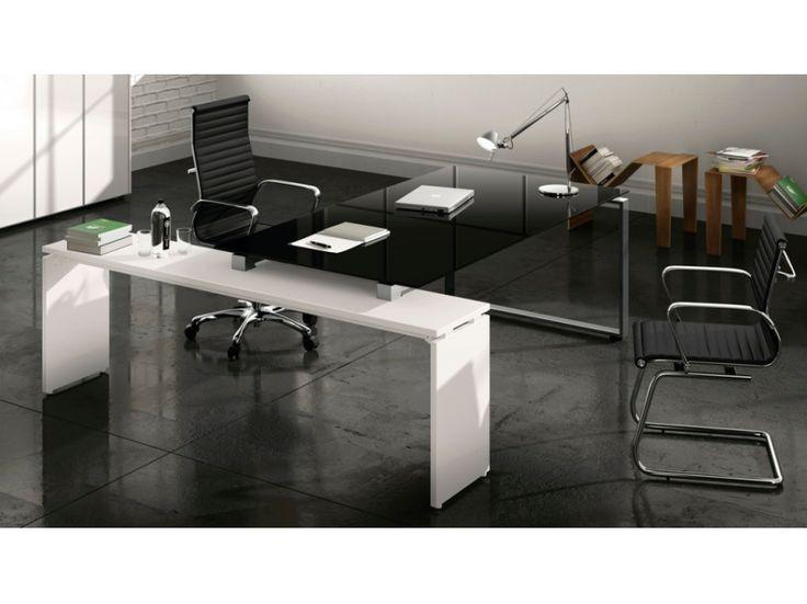 стол Bianco Opaco, Nero