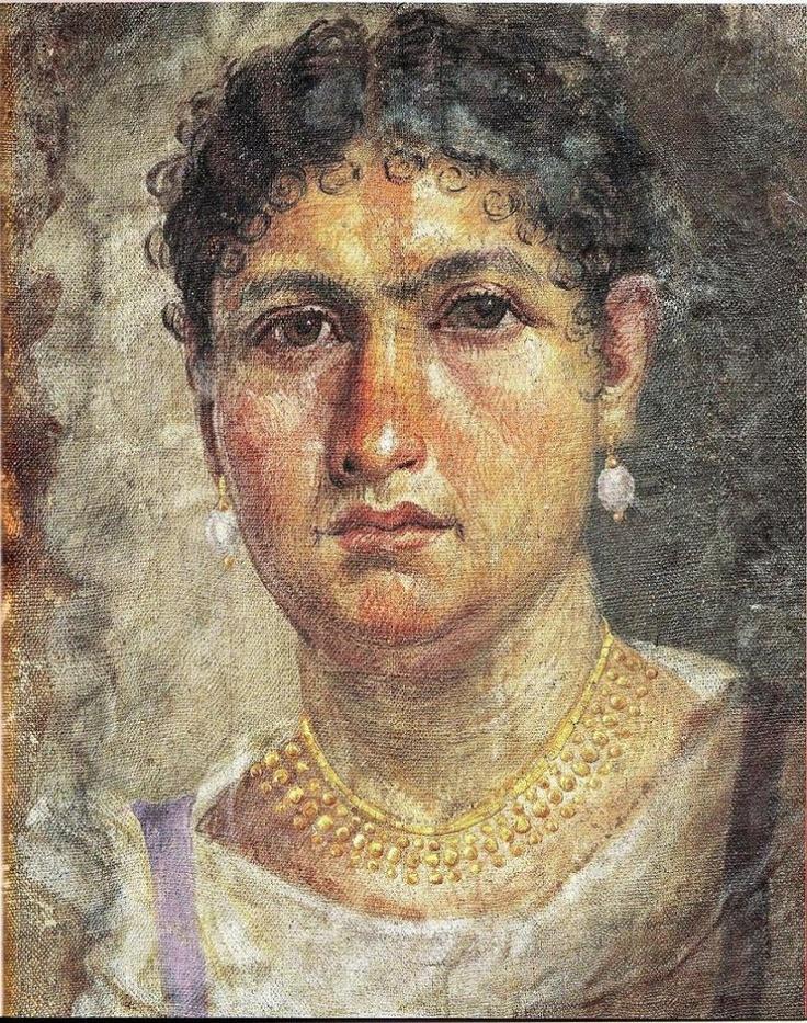 Pin en retratos el fayum