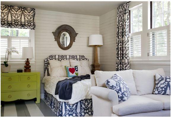 yes!    Liz Caan InteriorsGuest Room, Guest Bedrooms, Architecture Interiors, Design Interiors, Colors Pattern, Interiors Design, Design Bedrooms, Master Bedrooms, Design Home