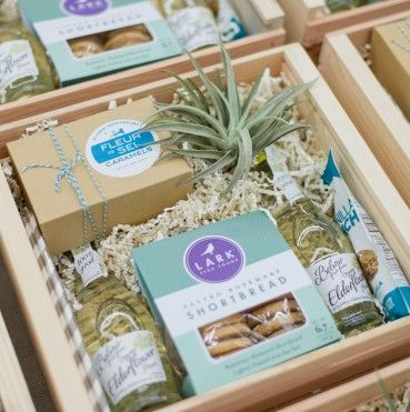San Francisco Corporate Retreat Gift Crates