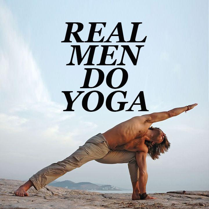 Real men do yoga. :) Easy yoga, meditation and more at Eden's Corner. http://www.edenscorner.com/#!yoga---body-work/c54h