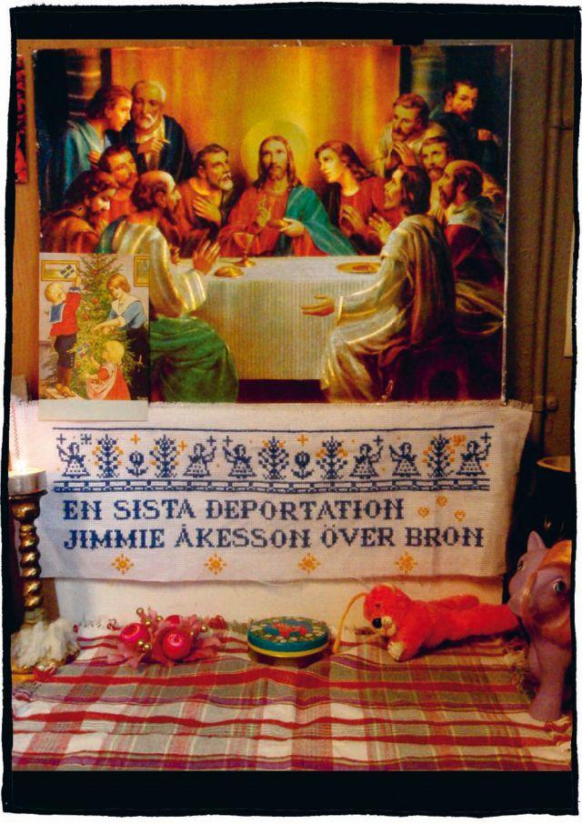 Dagens bild: Sara Granér om julönskningar | ETC