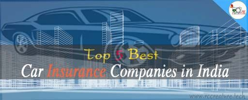 Top 5 Best Car Insurance Companies in India in 2018 | Best ...