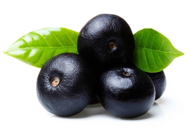 Las bayas de Acaí y su potencial antioxidante