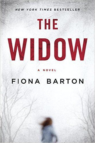 The perfect thriller to read this fall, check out The Widow by Fiona Barton.