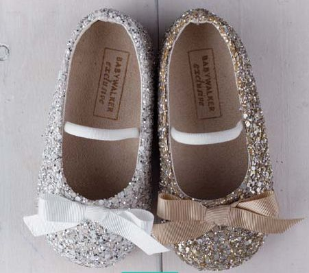 Glitter balarinas in gold and Silver.  visit our online shop www.angelcouture.gr 20/01/2015 on air