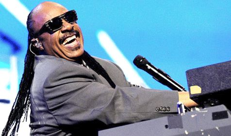 Stevie Wonder sings about his vegan lifestyle during an appearance on The Late Late Show with James Corden.