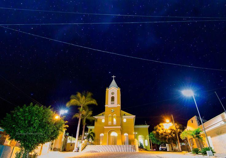 Nesta sexta-feira(28) a paróquia de São João Batista em Cerro Corá completa 60 anos,conheça nossa história