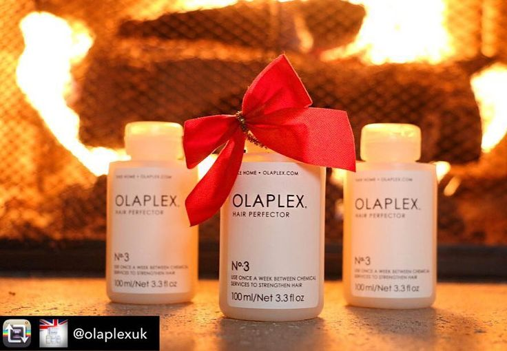 Were a Cardiff Olaplex salon. Call 02920461191 to find out more about an Olaplex Christmas! #simonconstantinou  Repost from @olaplexuk using @RepostRegramApp - Give the gift of healthy hair this Christmas! Olaplex was developed by Dean Christal & two chemists outside of the haircare industry. The three created a patented chemistry that could actually help to repair and strengthen hair from within by relinking broken disulphide bonds.  Olaplex is for all hair types: coloured hair uncoloured…
