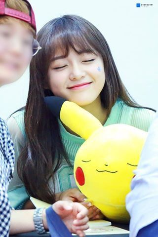 Gugudan Fanmeet! Pika Pika! #I.O.I #Gx9 #KimSejeong