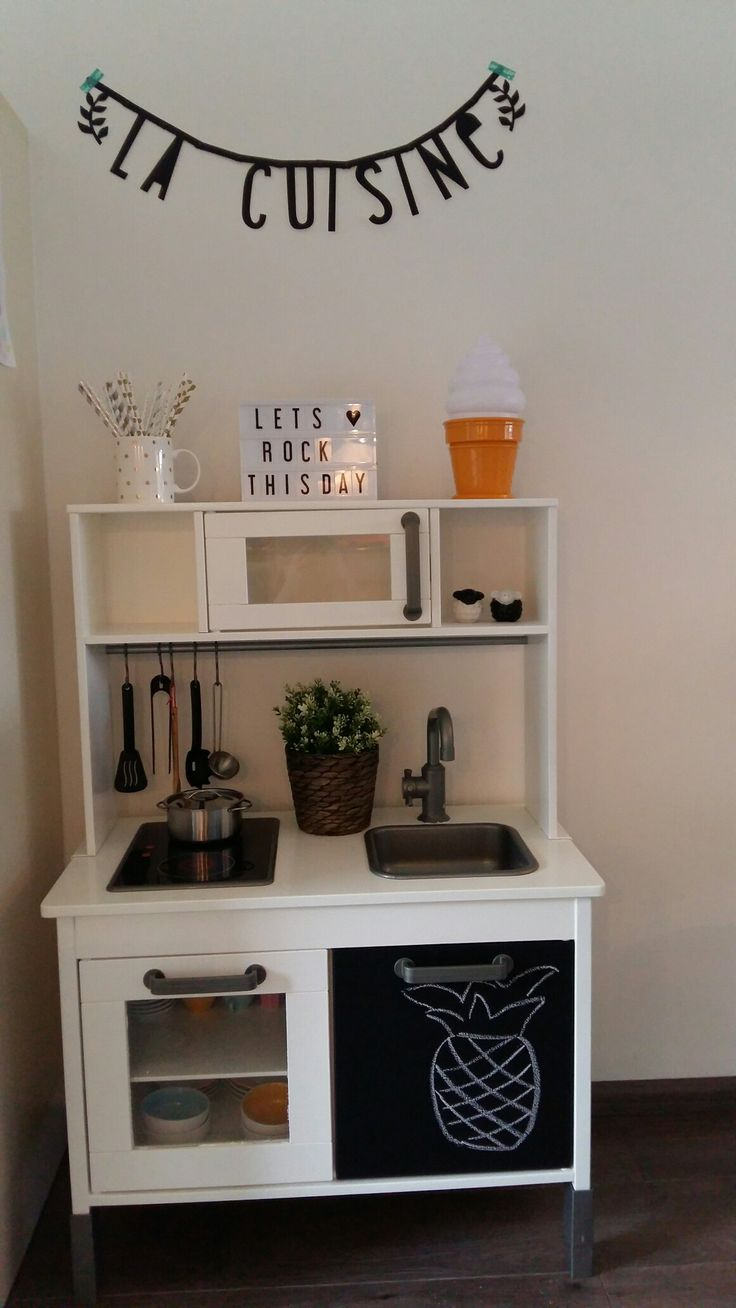 ikea duktig haus kinderzimmer pinterest ikea spielk che ikea k che und k che pimpen. Black Bedroom Furniture Sets. Home Design Ideas