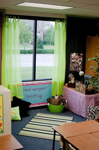 Curtains Ideas classroom curtain ideas : 17 Best images about Classroom ideas on Pinterest | Beaded ...