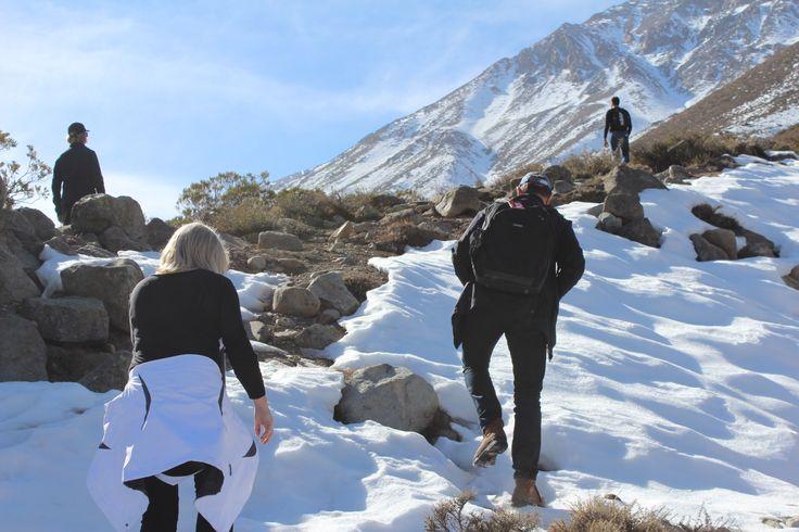 Hike in Yerba Loca - Santiago in Winter time!! #HikingTour Chile Off Track