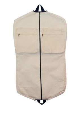 Cb Station Men's Garment Bag - Natural - L