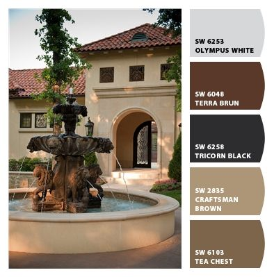 Paint Colors From Chip It By Sherwin Williams Ideas For