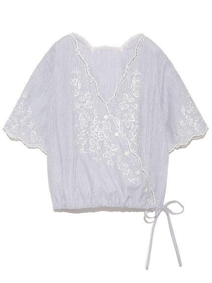 刺繍ブラウス(ブラウス)|Lily Brown(リリーブラウン)|ファッション通販|ウサギオンライン公式通販サイト