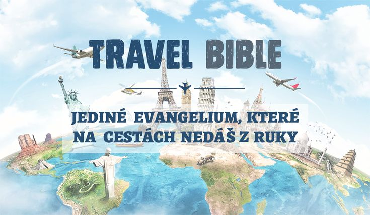 Praktické rady za milion, jak procestovat svět za pusu. Cestovat může každý, není to drahé ani složité. Travel Bible tě naučí jak cestovat dlouho a levně.