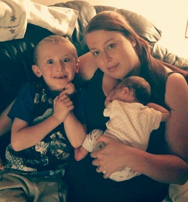 A Normal Day in Our Crazy Lives! Me and my babies!! http://owlcrazymummy.blogspot.co.uk