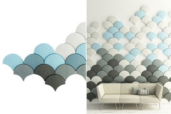 Panel acústico Ginkgo   Stone Designs