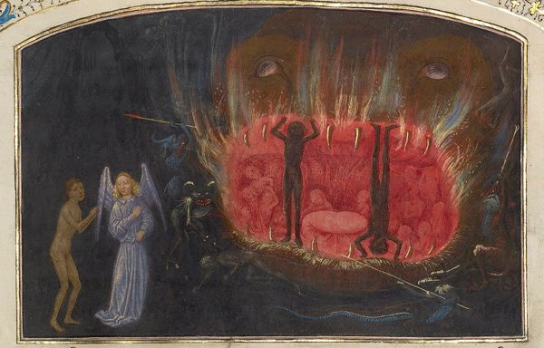 an analysis of the concept of hell Dante-inferno-contrapasso-ethics dante uses the concept of contrapasso to express his own  ugolino's place in hell was earned through his alleged crimes.