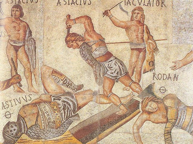 best roman gladiators