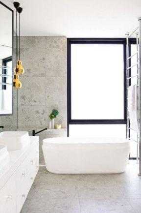 20 best modern bathrooms gallery 12 of 20 - Homelife
