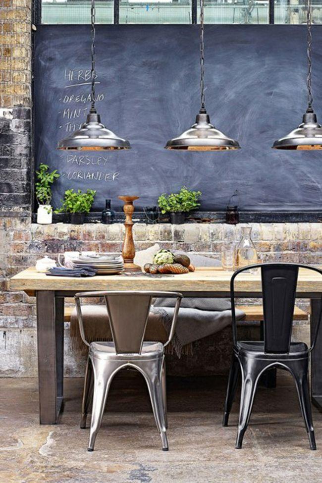 5217 best Escalier Décoration Industrielle images on Pinterest - rampe d eclairage pour cuisine