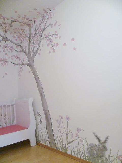 die besten 25+ mädchen kinderzimmer dekor ideen auf pinterest ... - Wandgestaltung Kinderzimmer Madchen