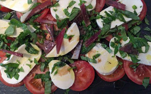 Une salade à consommer sans modération