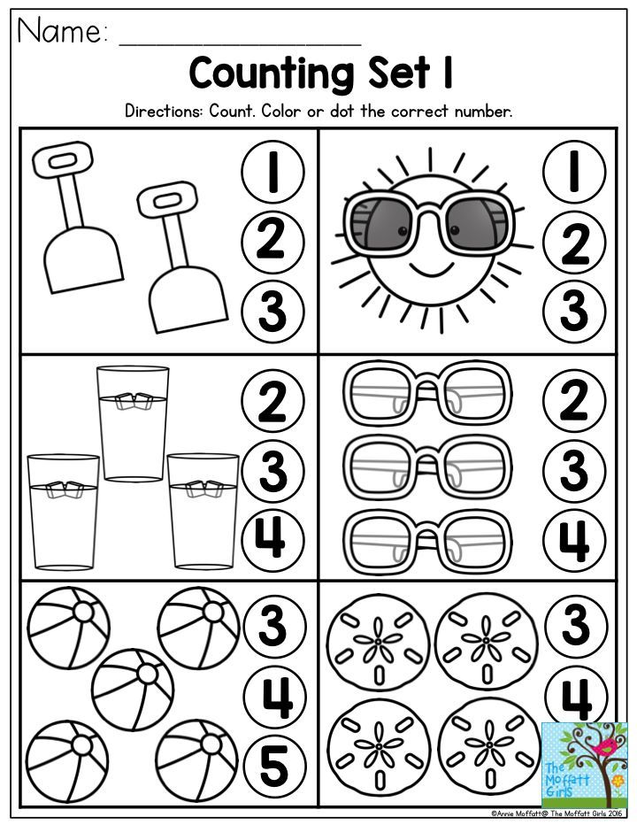 Summer Review Packets! Summer preschool, Summer