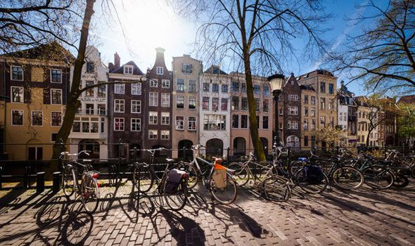 PICTURESQUE walks along the canal, gorgeous flowers and amazing food: the Dutch city of Utrecht, starting point of this year's Tour de France offers a lot to see and do.