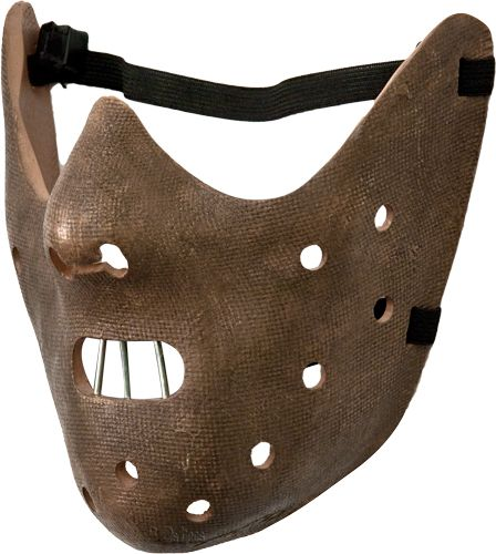 Hannibal Lecter Mask - there are none more chilling.