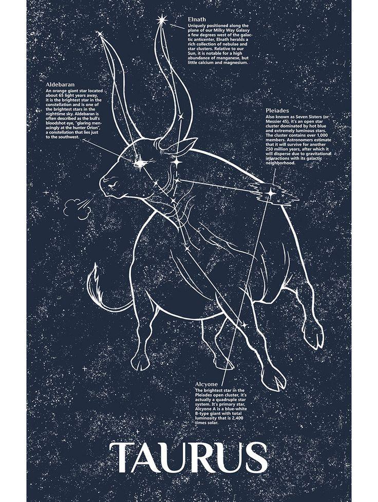 Taurus Zodiac Constellation | www.imgkid.com - The Image ...