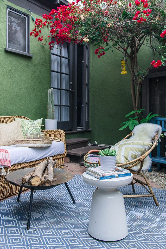 """Beachy"" Meets ""Boho"" In This California Home | Glitter Guide"