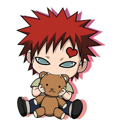 405 best images about Chibi's on Pinterest Gaara Chibi Panda