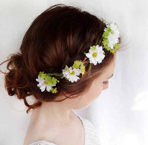 1000 Ideas About Flower Crown Hair On Pinterest: 1000+ Ideas About Flower Head Wreaths On Pinterest