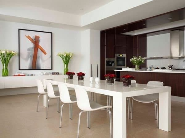 Best 25 Contemporary Dining Room Sets Ideas On Pinterest Captivating Cheap Dining Room Tables Design Decoration