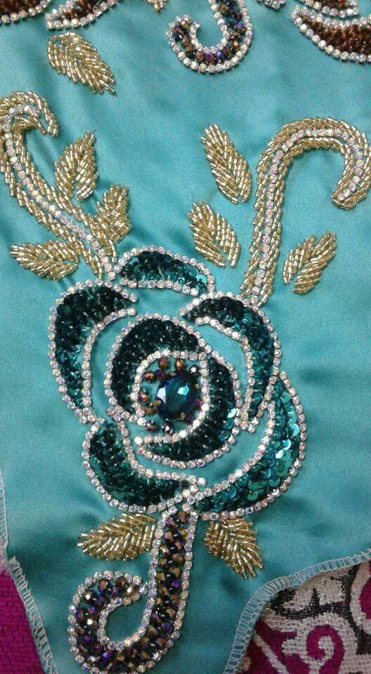 Best bead embroidery designs images on pinterest