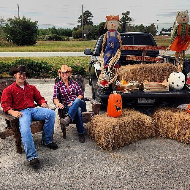 The 15 best images about trunker treat ideas on Pinterest - trunk halloween decorating ideas