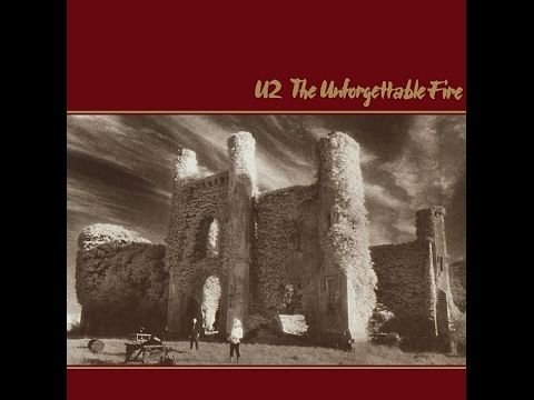 U2 - The Unforgettable Fire - Deluxe Edition (Full Album)