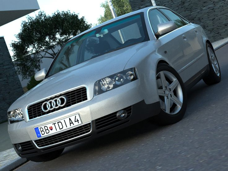 Audi A4 2003 MId poly model Audi A4 2003  Polygons: 53.000  Vertices: 37.000  Textures: Yes  Materials: Yes DOWNLOAD http://gsurl.in/3lYS http://gsurl.in/3lYP