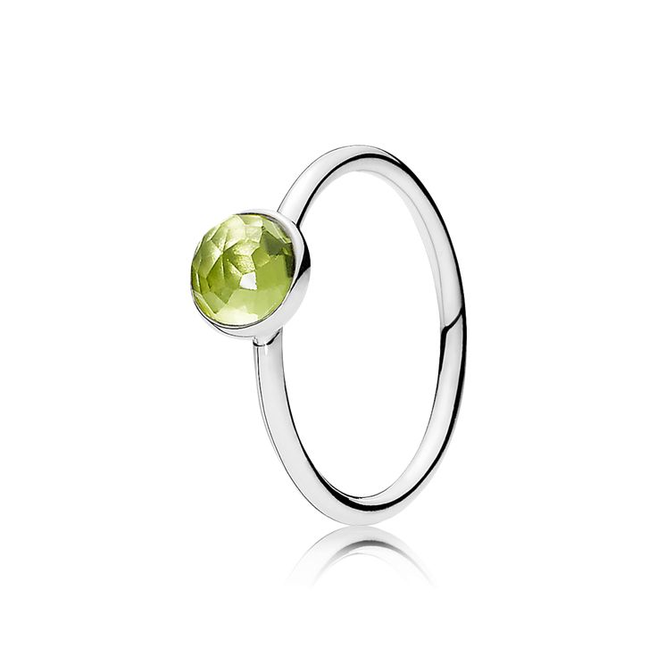 PANDORA   August Droplet Ring