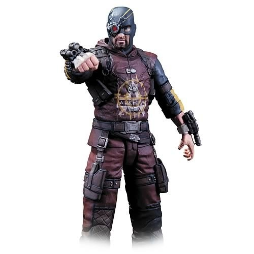 Lindseys Toy Room - Batman Arkham City Series 4 Deadshot Action Figure, $20.99 (http://www.lindseystoyroom.com/batman-arkham-city-series-4-deadshot-action-figure/)