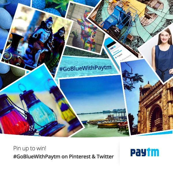 @paytm_official#gobluewithpaytm